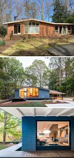 100 Mid Century House This Modern In North Carolina Received A Fresh