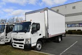 100 24 Box Truck For Sale MITSUBISHI FUSO Commercial S