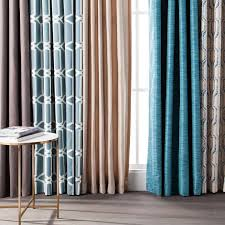 Allen Roth Curtains Bristol by Black And White Curtain Panels Interior Design