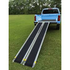 Gymax Aluminum 4' - 7' Adjustable Non-skid Loading Wheelchair ... Portable Sheep Loading Ramps Norton Livestock Handling Solutions Loadall Customer Review F350 Long Bed Loading Ramp Best Choice Products 75ft Alinum Pair For Pickup Truck Ramps Silver 70 Inch Tri Fold 1750lb How To Choose The Right Longrampscom Man Attempts To Load An Atv On A Jukin Media Comparing Folding Ramps And 2piece 1000lb Nonslip Steel 9 X 72 Commercial Fleet Accsories Transform Van And Golf Carts More Safely With Loading By Wood Wwwtopsimagescom