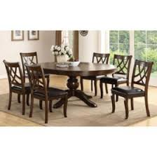 Brookfield 7 Piece Dining Set With Leaf