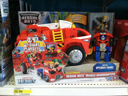 100 Rescue Bots Fire Truck Mobile Headquarters Sighted In The United States