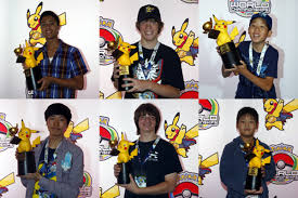 Pokemon World Championship Decks 2015 by The Six New Masters Of The Games At The 2014 Pokémon World