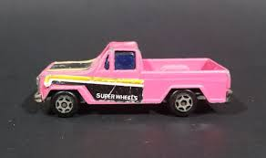 Rare 1988 Super Wheels Pink With Black, Yellow, White Pin Striping ... Barbie Camping Fun Doll Pink Truck And Sea Kayak Adventure Playset Rare 1988 Super Wheels With Black Yellow White Pin Striping 18 Wheeler Carrying A Tiny Pink Toy Dump Truck Aww Wooden Roses Flowers In The Back On Backgrou Free Pictures Download Clip Art Liberty Imports Princess Castle Beach Set Toy For Girls Trucks And Tractors Massagenow Sweet Heart Paris Tl018 Little Design Ride On Car Vintage Lanard Mean Machine Monster 1984 80s Boxed Beados S7 Shopkins Ice Cream Multicolor 44 X 105 5 10787 Diy Plans By Ana Handmade Ashley
