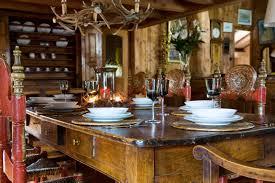 cuisine style chalet cuisine chalet trendy surface m with cuisine chalet great d co