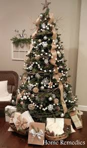 Best 25 Rustic Christmas Tree Decorations Ideas On Pinterest With