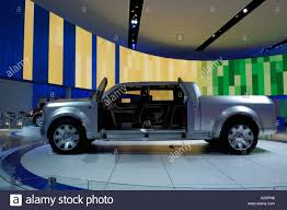 100 Ford Chief Truck F250 Super Concept Pickup Truck At The 2006 North Stock