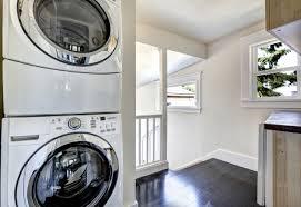 trockner auf der waschmaschine so geht s richtig