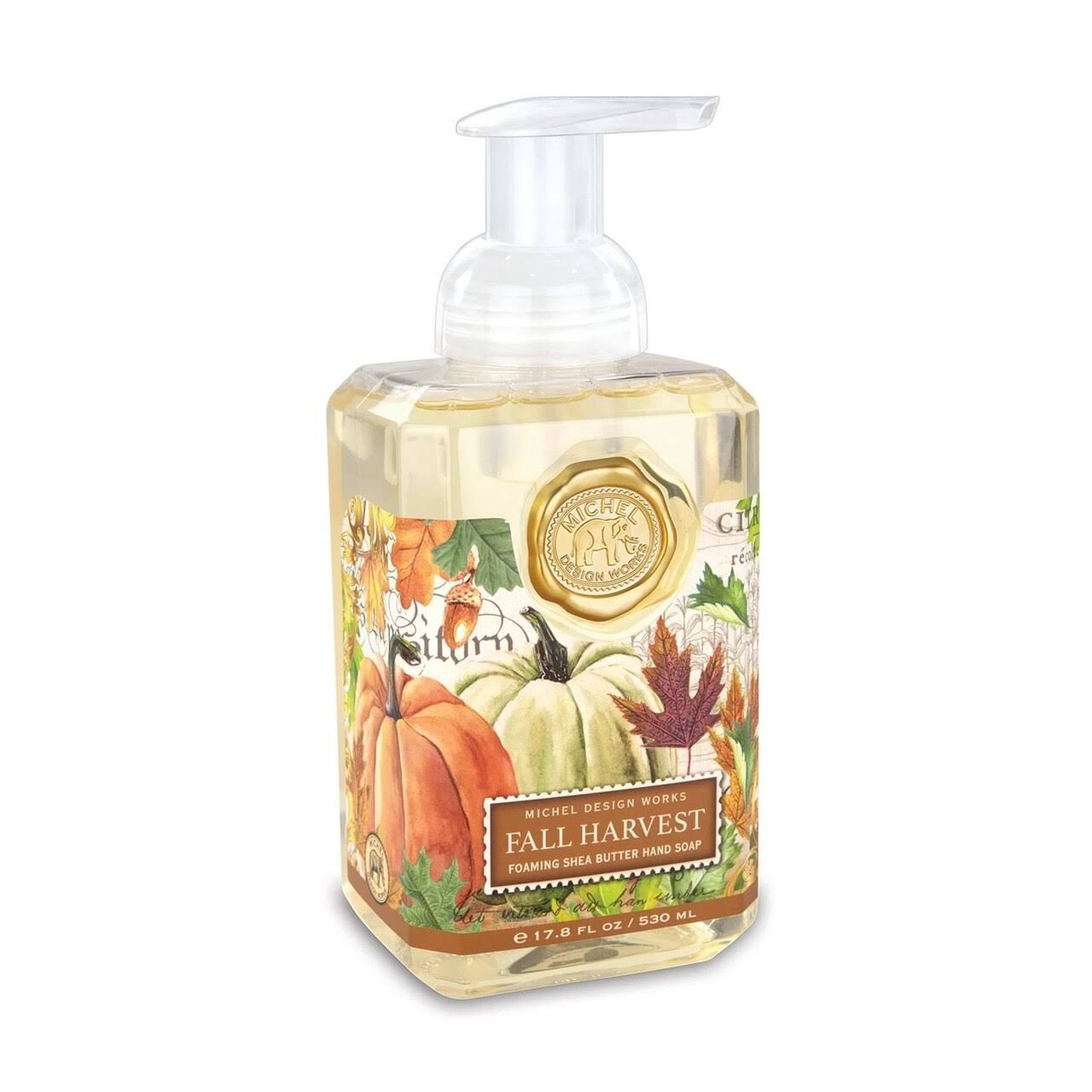 Michel Design Works Fall Harvest Foaming Hand Soap