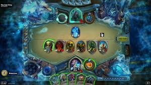 hearthstone kotft mage vs the lich king alarm o bot easy mode