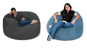5 Of The Most Popular Bean Bag Chairs You Can Watch Unique Fur Bean Bag Tayfunozmenxyz Pillow Citt Dolphin Original Xl Bean Bagbrowncoverswithout Beansbuy One Get Free Chair Black Friday Sale Sofas Couches What Makes Lovesacs Different From Bags Maxx Photos Panjagutta Hyderabad Pictures Images Doob Singapores Most Awesome Bean Bags Fniture Enhance Your Room Using Chairs For Adults Oasis Beanbag Natural Tetra Lounger Bag By Sg Beans Blue Steel Epp Beans Filling Large 7 Foot Cozy Sack Premium Foam Filled Liner Plus Microfiber Cover 6 Ft Couch
