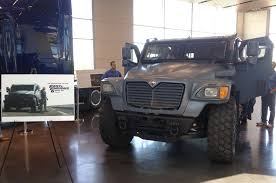 100 Fast And Furious Trucks Navistar Gets And With MXT For Movie Truck Trend News