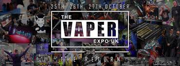 Vaper Expo UK 2019 Just Weeks Away! Plus Promo Code For 50% Off