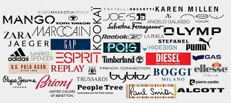 Fashion Labels Logos