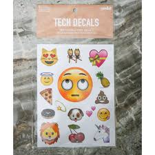 Rolling Eyes Emoji Tech Decals Products Pinterest Eyes Emoji