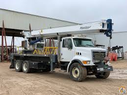 100 Truck For Sale In Texas 2005 MANITEX 28102S BOOM TRUCK Crane For In Houston On