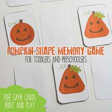 Books About Pumpkins For Toddlers by Pumpkin Themed Shape Game For Toddlers And Preschoolers