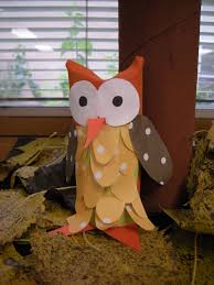 My First Grade Students Learned All About Owls Through Some UTube Videos I Have Found Paper OwlsSculpture LessonsArt