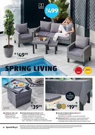 ALDI Catalogue And Weekly Specials 25.9.2019 - 1.10.2019 ... Dont Miss The 20 Aldi Lamp Ylists Are Raving About Astonishing Rattan Fniture Set Egg Bistro Chair Aldi Catalogue Special Buys Wk 8 2013 Page 4 New Garden Is Largest Ever Outdoor Range A Sneak Peek At Aldis Latest Baby Specialbuys Which News Has Some Gorgeous New Garden Fniture On The Way Yay Interesting Recliners Turcotte Australia Decorating Tip Add Funky Catalogue And Weekly Specials 2472019 3072019 Alinium 6 Person Glass Table Inside My Insanely Affordable Hacks Fab Side Of 2 7999 Home July