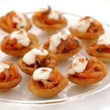 easy cheap canapes canapes nibbles recipes delia