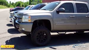 100 Truck Pro Memphis Chevy Silverado 1500 LT Parts TN 4 Wheel Parts YouTube