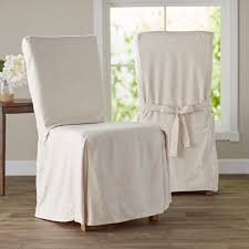 Serta Dining Chair Regular Slipcover & Reviews   Wayfair The 7 Best Slipcovers Of 2019 20 Awesome Scheme For Ready Made Ding Chair Seat Covers Table Subrtex Raised Dots Stretch Room Living Club For Shaped Fniture Sure Fit Wayfairca Ikea Slipcover Easy 9 Steps With Pictures Pillows And Throws Red Sofa Back Settee Parsons Chair Slipcover Tutorial How To Make A Parsons Pdf Format Sewing Pattern Tutorial Sewing Sectional Sultan Fabric Decofurn Factory Shop