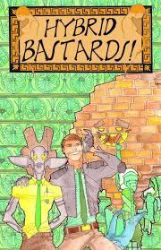 Archaia Studios Presss Hybrid Bastards Issue 1