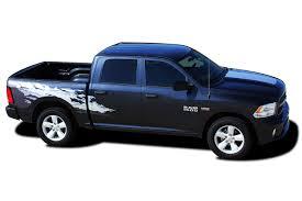 100 Ram Truck Decals 20092018 Dodge RAGE Rear Bed Power Wagon Vinyl