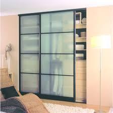 porte de placard coulissante translucide ou opaque transparence