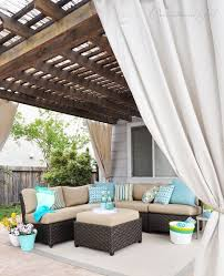 30 best outdoor curtains images on pinterest garden ideas