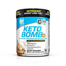 Coolimage BPI Sports Keto Bomb Ketogenic Creamer For Coffee And Tea