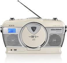 ices tragbares retro radio iscd 33 kaufland de