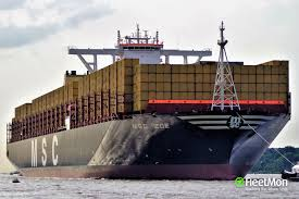 100 Shipping Container Shipping Mega Container Ship Lost 270 Containers In North Sea