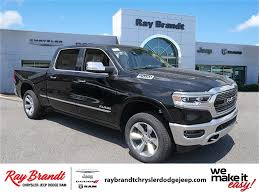 New 2019 RAM All-New 1500 Limited Crew Cab In Harvey #D580232 | Ray ...