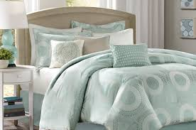 bedding set beautiful mint green and grey bedding apartments