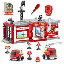 100 Fire Truck Accessories Amazoncom ToysTake Apart Toys With Light Sound