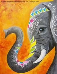Folsom Studio 2 6 Jaipur Elephant SUPER SPECIAL 10 OFF PaintingsElephant ArtElephant Canvas