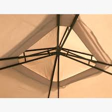 Hampton Bay Patio Umbrella Replacement Canopy by Replacement Canopy And Netting For Cottleville Gazebo Riplock