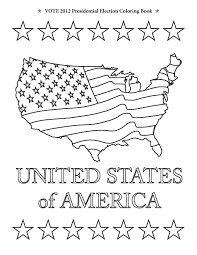 Map Of The United Picture Collection Website States Coloring Book