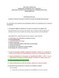 Los Requisitos Para Visa Chilena Decapack
