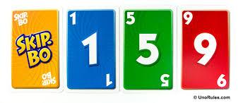 Uno Decks by Skip Bo Rules Uno Rules