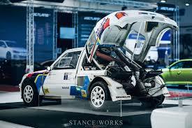 Aesthetics An Essen Encounter – The Peugeot 205 T16 Stanceworks