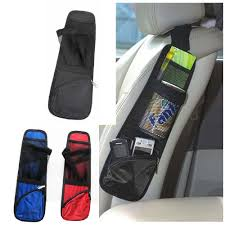 Car Auto Seat Side Back Storage Pocket Holder Backseat Organizer Bag Hanger Container Containers From Tass 247