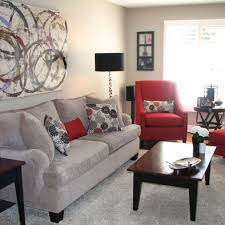 Red Living Room Ideas by Red And Grey Living Room Pinterest Home Decor Xshare Us