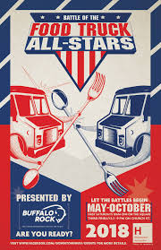 100 Food Truck Buffalo Battle Of The S All Stars BRUNCH Manic Organic