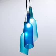 Gambar Membuat Lampu Gantung Dari Botol Bekas Cantik 1