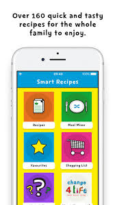 Change4Life Smart Recipes on the App Store