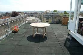 roof patio flooring patio find this pin and more on backyard