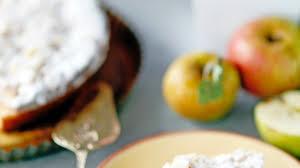 schneller apfelkuchen kalorienarm