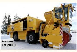 Wildest Snow Removal Vehicles Ever [w/ Video]